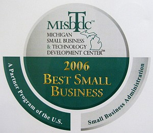 2006 Best Small Business Award